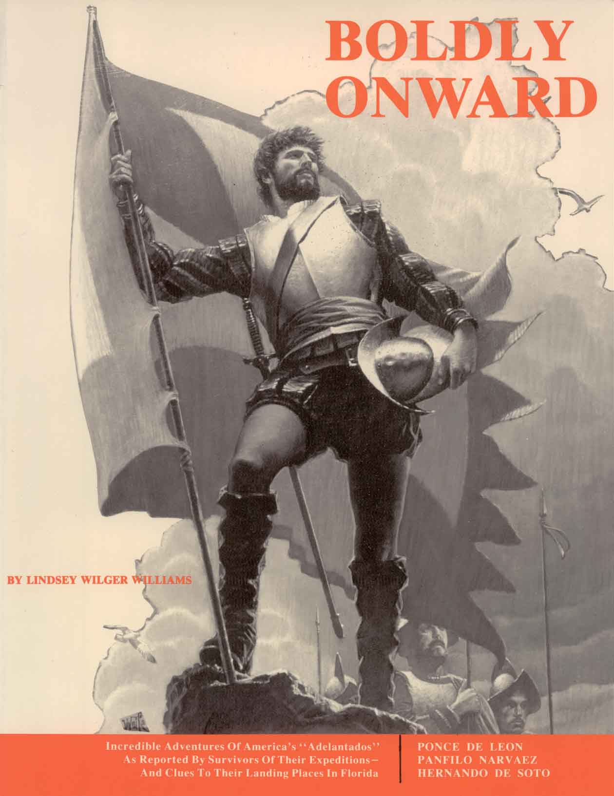 Boldly Onward Cover